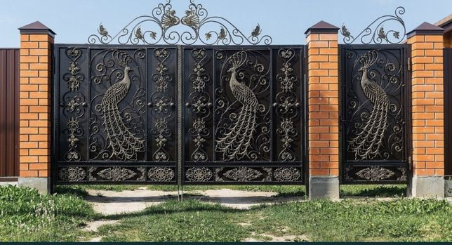 Ворота из Туркестана.Варота,қақпа,Калитка.дарбаза.Сварка