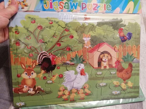 Oferta Puzzle copii 10 ron