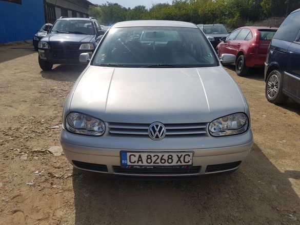vw golf4 1.9 tdi на части