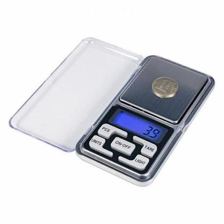 Карманный весы электронный.Ювелирный весы до 200г.Весы для золото и др