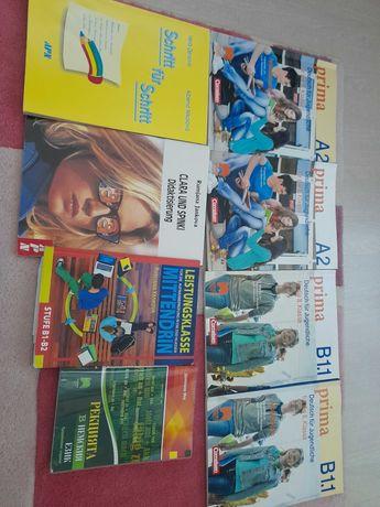 Учебници и помагала по немски