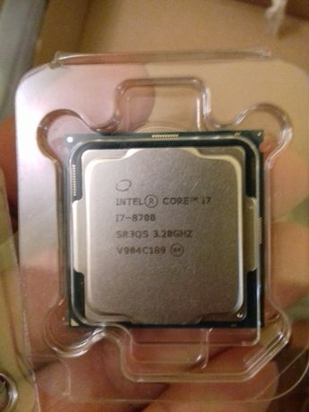 Procesor Intel Core i7-8700 Coffee Lake, 3.2GHz, 12MB, nou in garantie