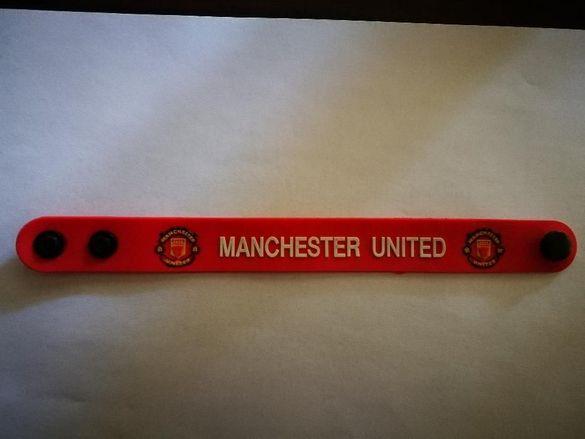 гривна, каишка на Manchester United
