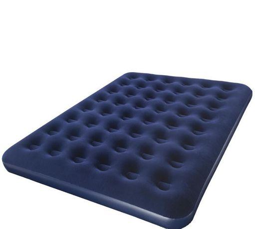 Новый в упаковке матрас надувной фирменный 2 спал,205 см на 160 см