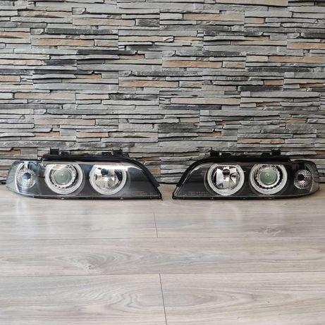 Faruri Angel Eyes LED BMW E39 seria 5