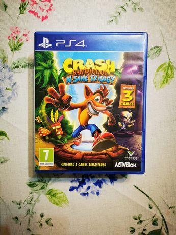 Joc PS4:Crash Bandiboot, Fallout 76, Lego Marvel - Super Heroes