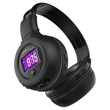 Слушалки Блутут ZEALOT Bluetooth headphones