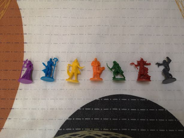 Figurine Board Game dungeon and dragons