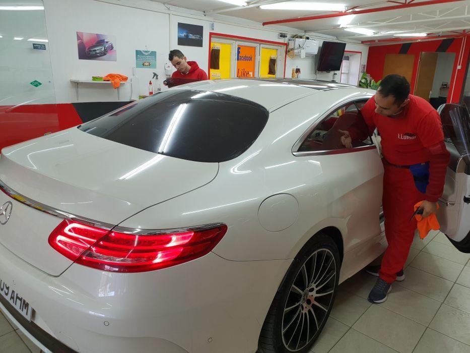 Folie auto Pipera - Polish faruri Bucuresti