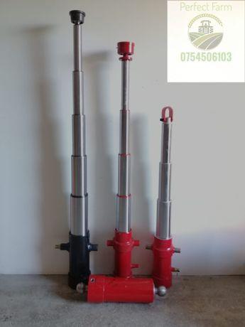 Cilindru basculare remorca ,10 tone , 7 tone ,5 tone , Iveco, ford