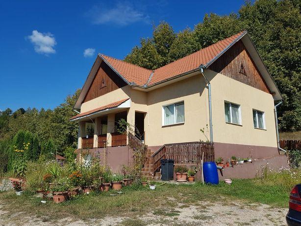 Vând casă deosebită (de vacanță) în Comuna Căbești