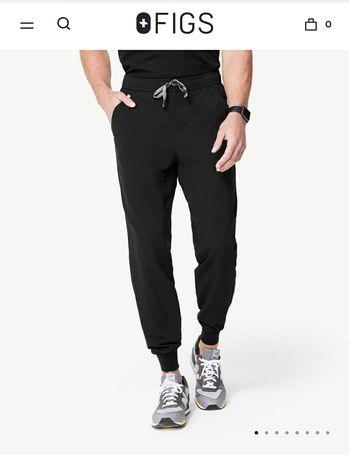 FIGS TANSEN Jogger scrub pants - MEN Size S