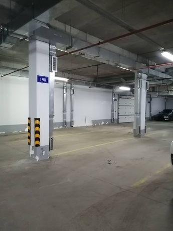 Паркинг ЖК Promenade Expo Блок С2