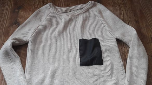 НОВ пуловер/туника