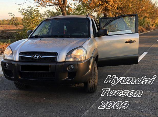 Hyundai Tucson (2009) - 2.7 V6 4WD