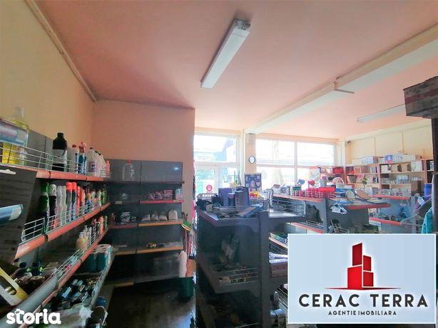 Spatiu Comercial in zona Faget # CERACTERRA