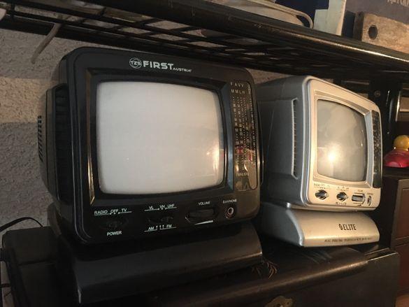 Портативни телевизорчета 2 бр