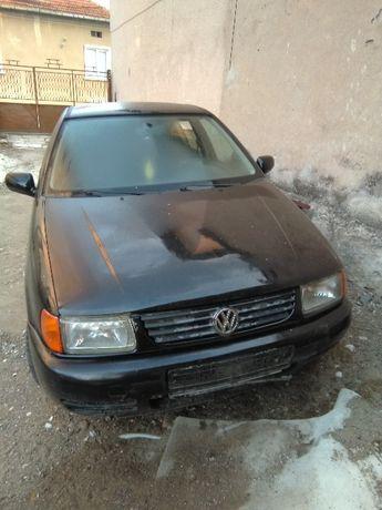 VW polo и vento на части