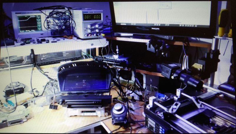 Ремонт CCC BMW E60 E61 E63 E64 E89 E90 E91 E92 E70 ССС Навигация ЦЦЦ гр. Пловдив - image 1