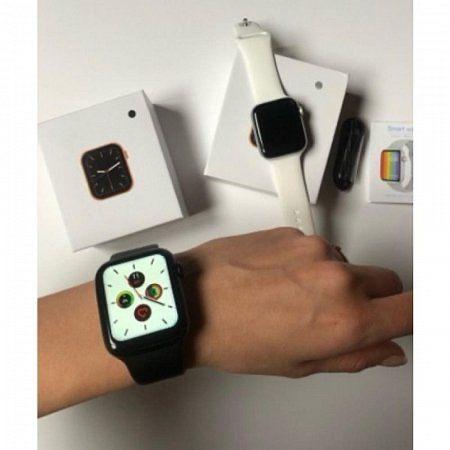Apple Watch 6,W46,w26,смарт часы,часы,полный экран,достовка!