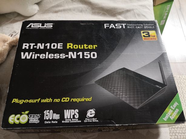 Router Asus 150 Mb/s