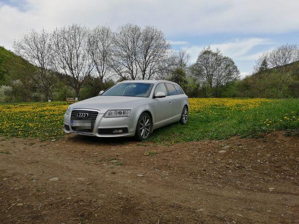Audi A6 C6 S line