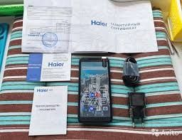 Продам телефон Haier A6