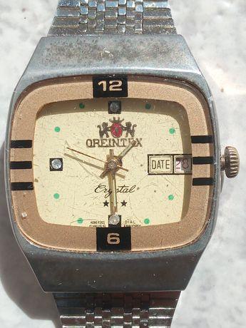 Ceas Orientex, mecanic
