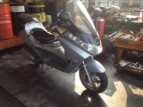 Мотоциклет,скутер ПиаджоХ8, Х9(Piaggio х9) 200i,250,500 i -на части