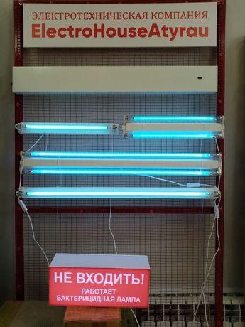 Кварцевые Бактерицидные Лампы