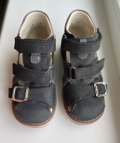 Кожаные ортопедические сандали minimen 26 размер
