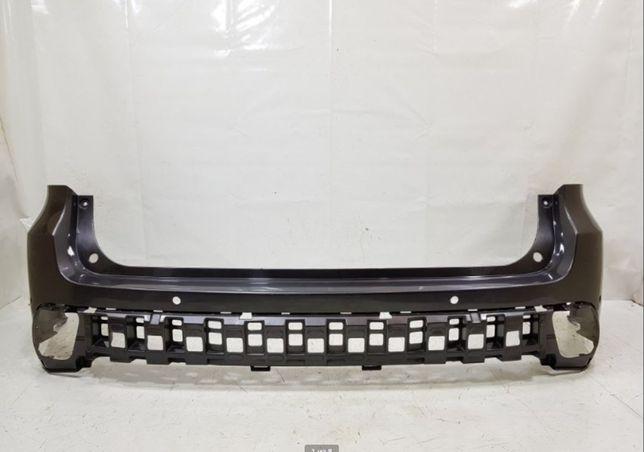 Бампер задний Тойота Хайландер/Toyota Hinghlander 13-18