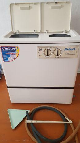 Продам полуавтомат стиральную машину Сибирь (ст. Матай)