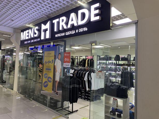 Продается готовый бизнес! Магазин мужской одежды.