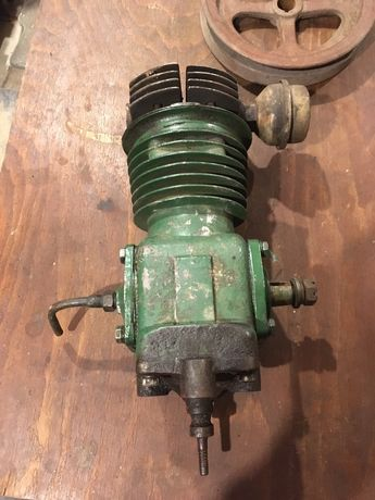 Compresor aer tractor