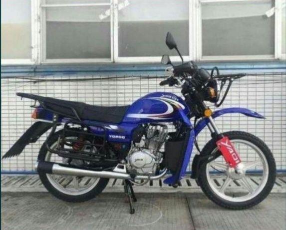Мотоцикл 200 степной