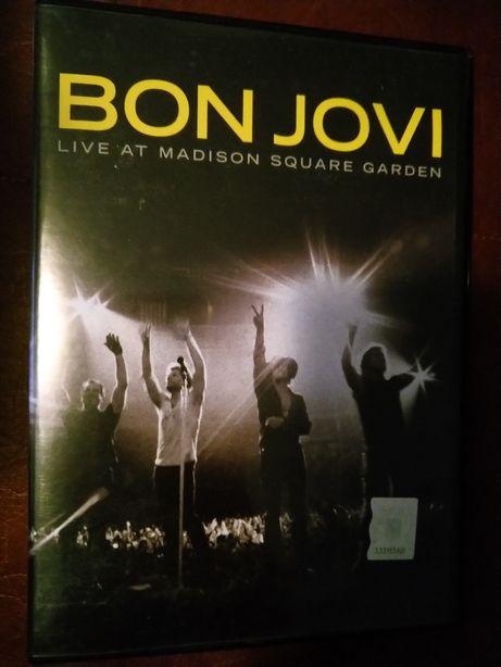 DVD Bon Jovi - Live at Madison Square Garden