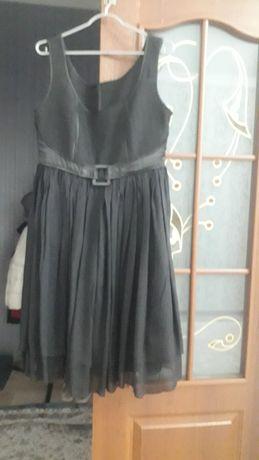 Платье черное. Турция. Красивое выходное платье