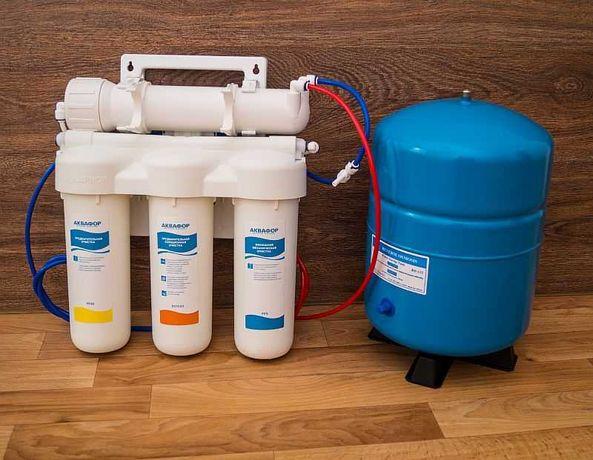 Фильтр для воды ОСМО 50 исп.5 обратного осмоса