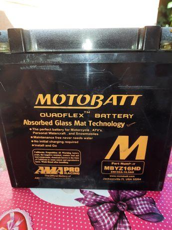 Acumulator ATV Motorbatt