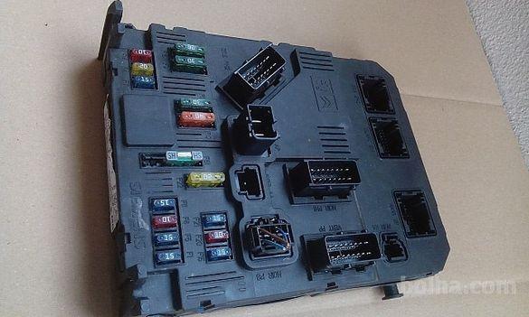 Програмиране на BSI модул PEUGEOT, Citroen, Fiat, Iveco, Opel BCM