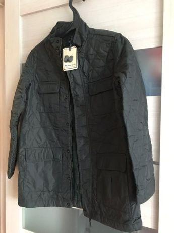 Куртка стеганная демисезонная подростковая Massimo Dutti