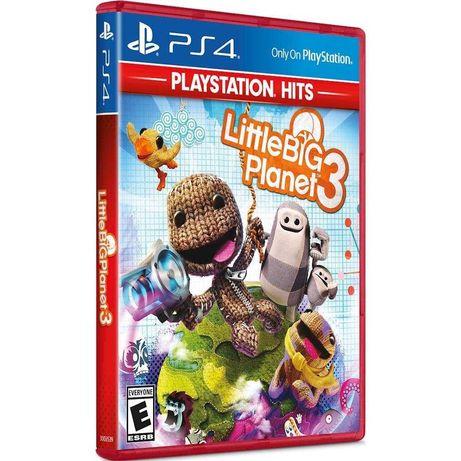 LittleBigPlanet 3 , Игра ,Playstation , PS4  PS5 , нова , налична