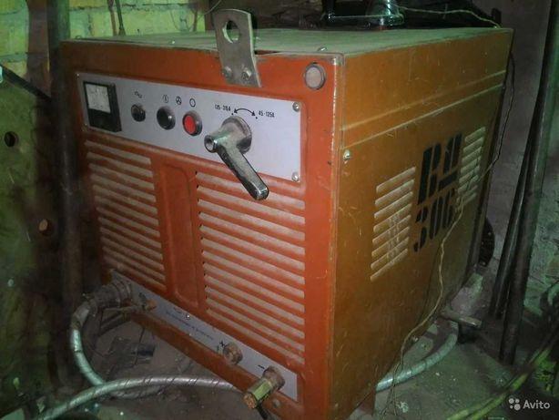 сварочный аппарат ВД-306  советского производства постоянного тока