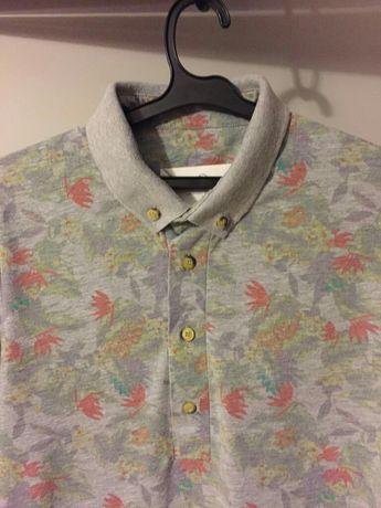 BellField оригинална мъжка тениска с яка