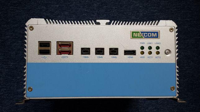 Computer Medical - NEXCOM NISE 3500M2E (EOL), i5-520M, 3*FireWire