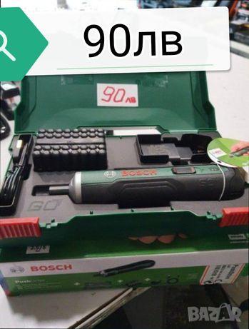 Акумулаторна ръчна отверка Bosch 3.6 V, Li-Ion 1.5 Ah