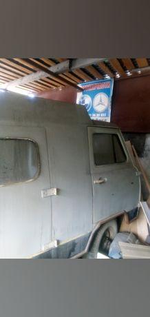 Кузов УАЗ буханка