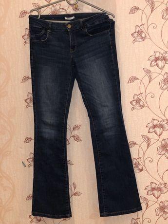 Продам джинсы клеш