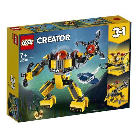 LEGO 31090 Creator Робот для подводных исследований